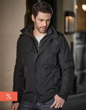 Mens´ Urban City Jacket