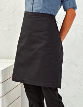Mid-Length Apron (Fairtrade Baumwolle)