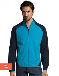 Rollings Men Softshell Jacket