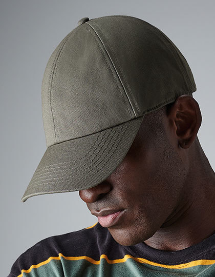 Organic Cotton 6 Panel Cap